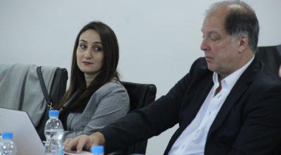 Kick off meeting in Tirana