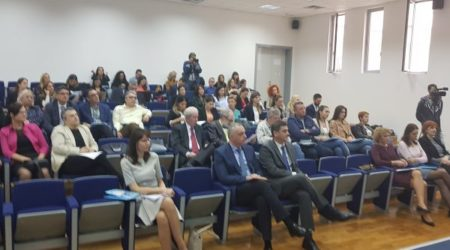 National Erasmus+ Information Day at University of Montenegro in Podgorica